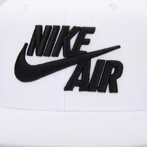 قبعة برو اير 5 من نايك للاطفال الكبار - أبيض, 1573418