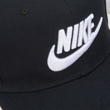 Nike Kids' Pro Futura 4 Cap (Older Kids) - Black, 1442412