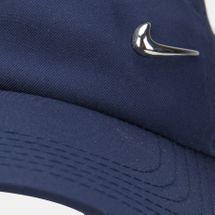 Nike Kids' H86 Metal Swoosh Cap (Older Kids) - Blue, 1442418