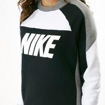 Nike Women's Sportswear Fleece Sweatshirt CREW FLC CB, 1504881