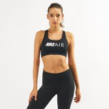 Nike Air Swoosh Graphics Sports Bra