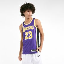 Nike Men's Lonzo Ball Statement Edition Swingman (Los Angeles Lakers) Jersey