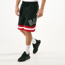 Nike Men's Sportswear Air Fleece Shorts Black