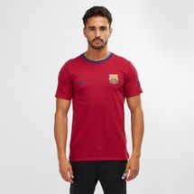 Nike FC Barcelona Crest T-Shirt