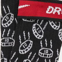 Nike Men's Elite Graphic Basketball Crew Socks, 1448466