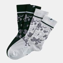 Nike Crew Sneaker Socks - 2 Pack