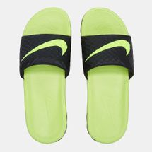 Nike Benassi Solarsoft 2 Slides Black