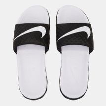 Nike Benassi Solarsoft Slides Black