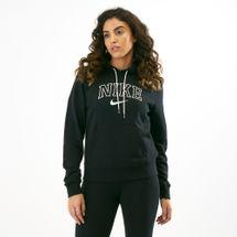 Nike Women's NSW Varsity Hoodie Black