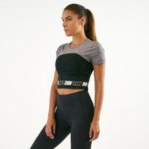 Nike Women's Pro Crop T-Shirt