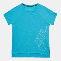 Nike Dri-FIT Kids' Graphics Running T-Shirt
