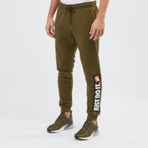 Nike Sportswear Fleece Jogger Pants Green