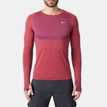 Nike Dri-FIT Knit Long Sleeve T-Shirt, 160935