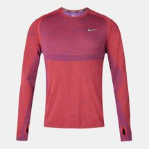 Nike Dri-FIT Knit Long Sleeve T-Shirt, 160938