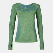 Nike Dri-FIT Knit Long Sleeve T-Shirt, 160963