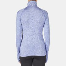 Nike Dri-FIT Knit Half-Zip Running T-Shirt, 161088