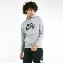 Nike Men's SB Icon Pullover Skate Hoodie