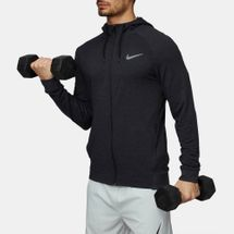 Nike Dri-FIT Full-Zip Training Hoodie