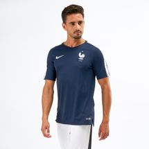 Nike Breathe FFF Squad Football Top