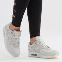 Nike Air Max 1 Premium Shoe Grey