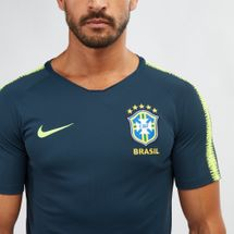 Nike Breathe Brazil Squad Football Top, 1158685