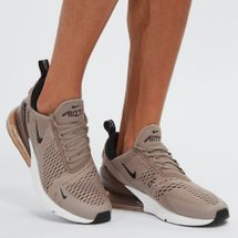 Nike Air Max 270 Shoe Brown