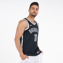قميص كرة السلة كايري إيرفنغ بروكلين نيتس آيكون ايدشن سوينجمان من نايك - إن-بي-إيه للرجال