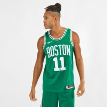 Nike NBA Kyrie Irving Boston Celtics Icon Edition Swingman Basketball Jersey