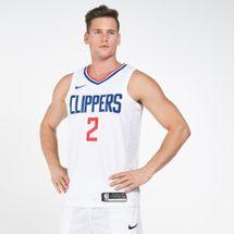 Nike Men's NBA Kawhi Leonard Los Angeles Clippers Association Edition Swingman Jersey