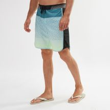"Hurley Phantom Hyperweave Motion Reef 18"" Boardshorts"
