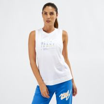 Nike Sportswear Metallic Tank Top