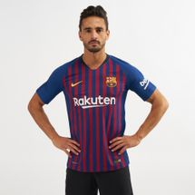 Nike FC Barcelona Vapor Match Home 2018/19 Football T-Shirt