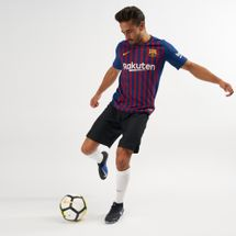 Nike FC Barcelona Vapor Match Home 2018/19 Football T-Shirt, 1412928