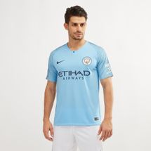 Manchester City Home Football Jersey - 2018