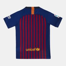 Nike Kids' FC Barcelona Stadium Home Jersey 2018/19, 1234801
