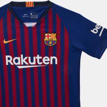 Nike Kids' FC Barcelona Stadium Home Jersey 2018/19, 1234802