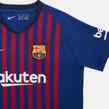 Nike Kids' Breathe FC Barcelona Home Football Kit, 1201050