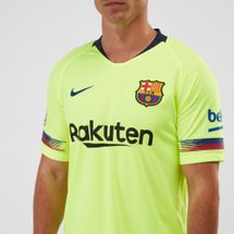 Nike Breathe FC Barcelona Away Jersey 2018, 1208298