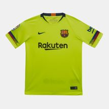 Nike Kids' Barcelona Stadium Away Football T-Shirt (Older Kids)