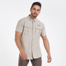 قميص كاسكيد اكسبلورر قصير الأكمام من كولومبيا للرجال