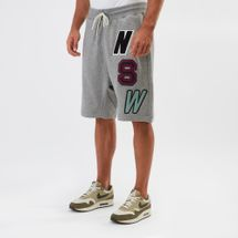 Nike Sportswear Fleece Shorts Grey
