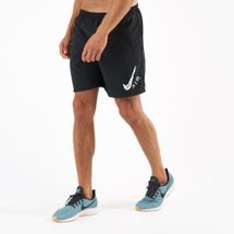 Nike Men's Run 7 Inch Graphic Shorts