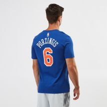 Nike Dry NBA New York Knicks Kristaps Porzingis T-Shirt, 1208341