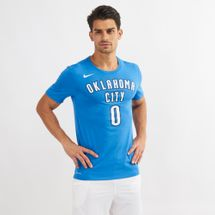 Nike NBA Oklahoma City Russell Westbrook Dry T-Shirt