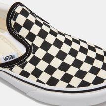 Vans Kids' Checkerboard Classic Slip-On Shoe (Older Kids), 1882767