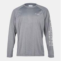 Columbia PFG Terminal Tackle™ Heather Long Sleeve T-Shirt