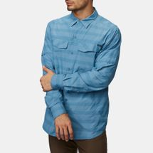 Columbia Silver Ridge™ Plaid Long Sleeve Shirt