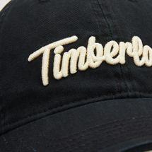 Timberland Men's Midland Beach Logo Baseball Cap - Black, 1545243