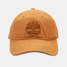 Timberland® Cotton Canvas Embroidered Baseball Cap
