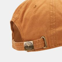Timberland® Cotton Canvas Embroidered Baseball Cap - Yellow, 1058978